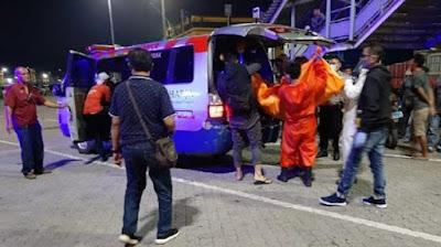 Kronologi Dua Orang Tewas Tanpa Busana di Pelabuhan Merak