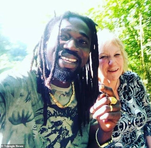 68-Year-Old British Grandma Who Married Ghanaian Toyboy Cries Out