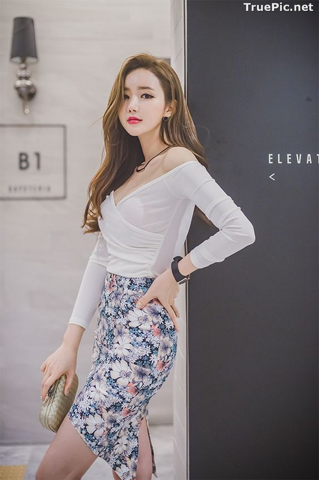 Image Lee Yeon Jeong – Indoor Photoshoot Collection – Korean fashion model – Part 15 - TruePic.net - Picture-8
