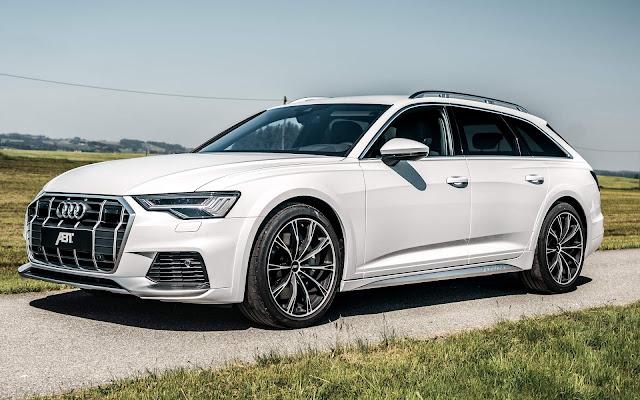 Audi A6 AllRoad ABT