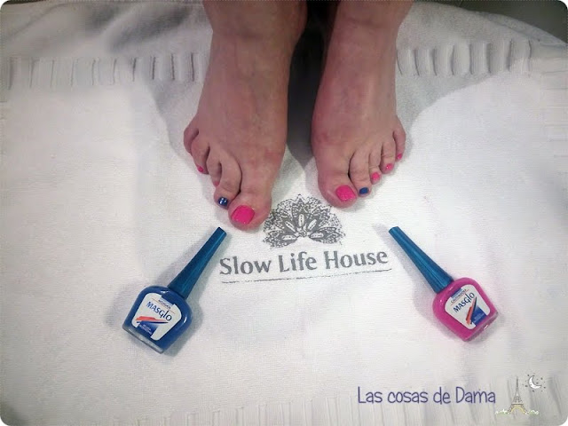 Pedicura Masglo Slow Life House