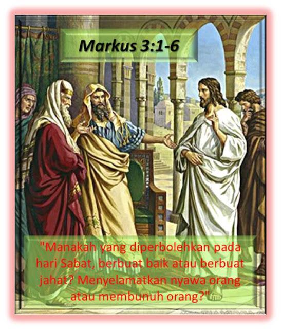 MARKUS 3:1-6