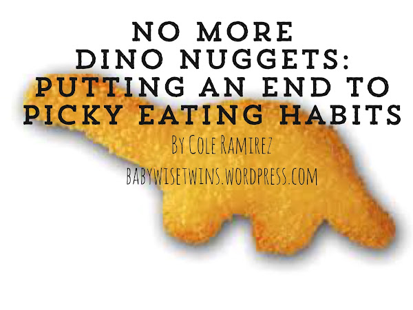 No More Dino Nuggets - Putting an End to Picky Eating Habits