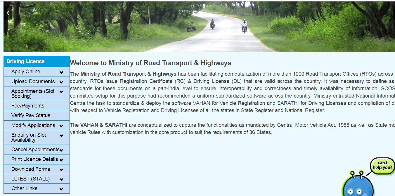online%2Bapply%2BDL%2Bin%2BOdisha Online Application Form For Driving Licence Odisha on