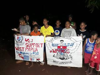 KNPB Wilayah Sentani dan Sektor Yapis Mendukung ULMWP Menjadi Anggota Penuh dalam KTT MSG