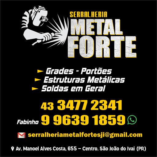 SERRALHERIA METAL FORTE