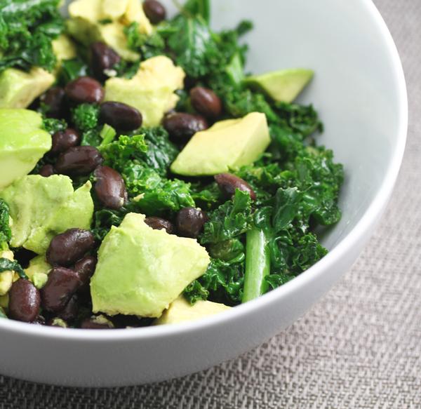 Salad, Organic salad
