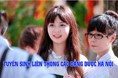 Liên thông cao đẳng y dược Hà Nội ở đâu tốt