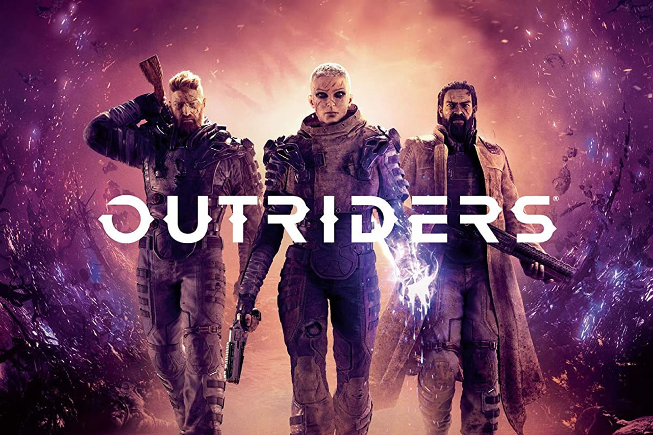 Walkthrough Outriders - game guide