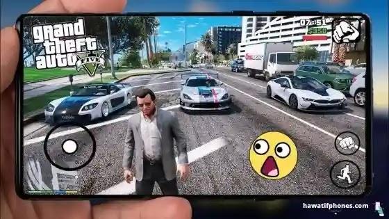 GTA 5 كيفية تنزيل GTA 5 Grand Theft Auto V على الكمبيوتر وهواتف Android؟ هل تريد تنزيل GTA 5 لنظام Android من متجر Epic Games؟