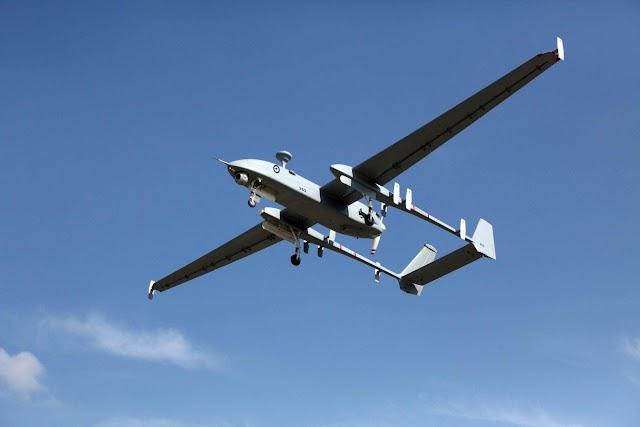 Με «ιπτάμενους κατασκόπους» ενισχύεται το Πολεμικό Ναυτικό