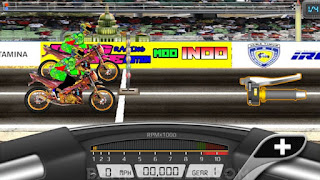 Download Game Drag Bike Terbaru 2019
