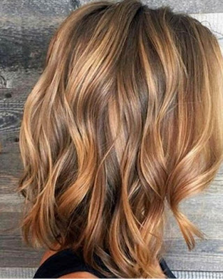 Caramel Hairs - 20 Best Medium Layered Haircut - For Women Of All Ages