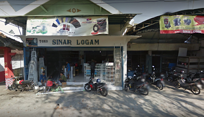 Toko Besi dan Bangunan Sinar Logam Bojonegoro