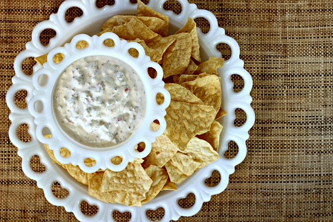 recipe, cheese dip, easy appetizer