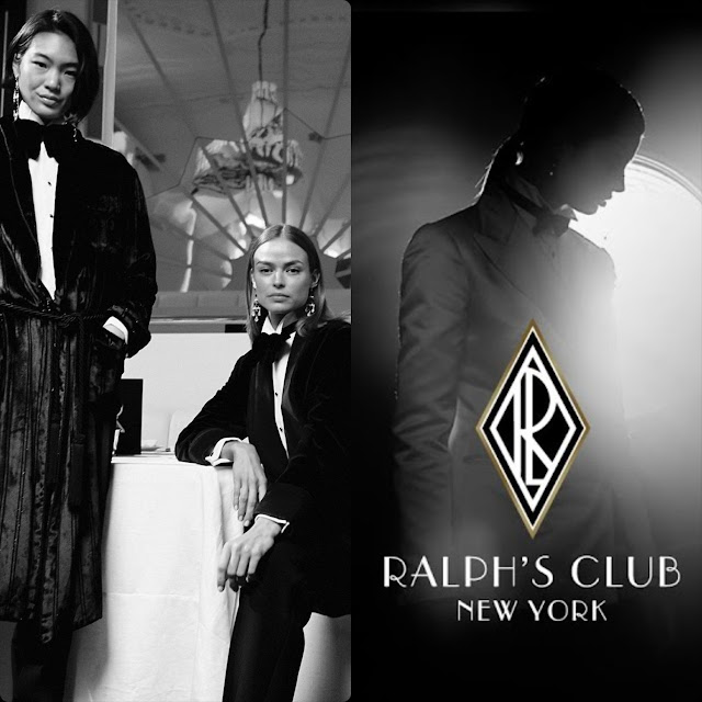 Ralph Lauren Fall-Winter 2019-2020 New York – Ralph's Club Manhattan. RUNWAY MAGAZINE ® Collections