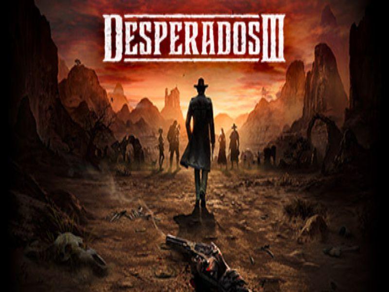 Download Desperados III Game PC Free