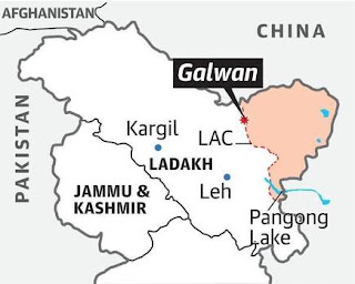 Indian Foreign Ministry Urges<a href='http://www.kaos.gr/search/label/China/'> China</a> to Control Frontline Troops to Prevent Provocations