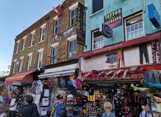 Londres, Candem Town.