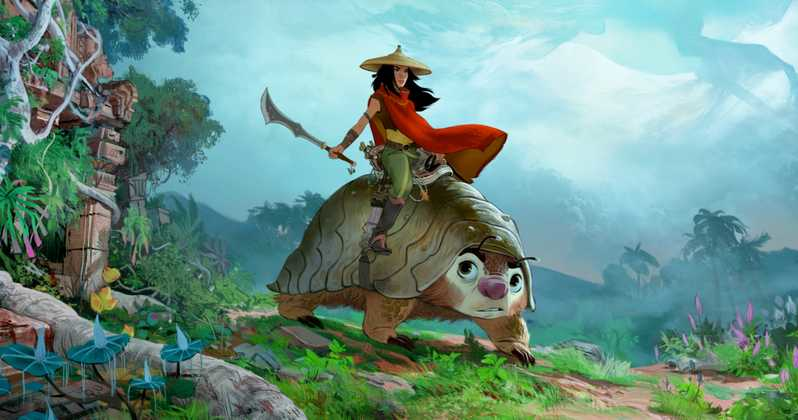 D23 Expo 2019: 'Raya and The Last Dragon', 'Soul', 'Frozen ...
