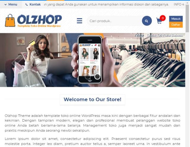 Jasa Pembuatan Website Profesional Murah Berkualitas Terbaik Bikin Web Toko Online Perusahaan Company Profile UKM UMKM Sekolah Blog