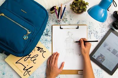 Peluang usaha dan karir dibidang fashion untuk milenial - fashion designer
