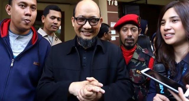 Jokowi Ditantang Lawan 'Orang Kuat' Kasus Novel Baswedan, TGPF Mesti Dibentuk