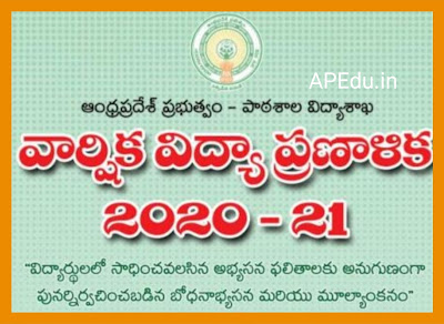 AP 9th,10th Class Syllabus Exam Dates 2020-21 High School Timings, Working Days of Academic Calendar