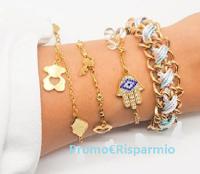 Logo Puoi vincere gratis il braccialetto che preferisci con Gioielli Eshop