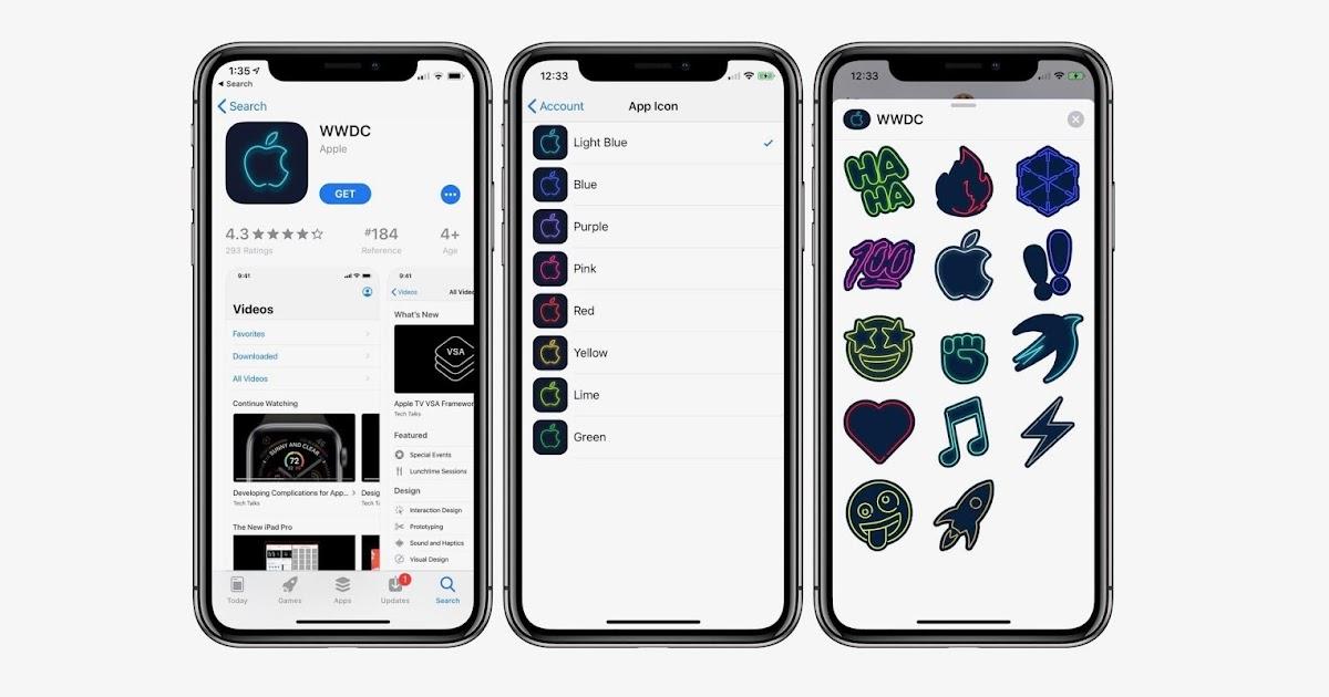WWDC App Gets a 2019 Refresh | Loveios