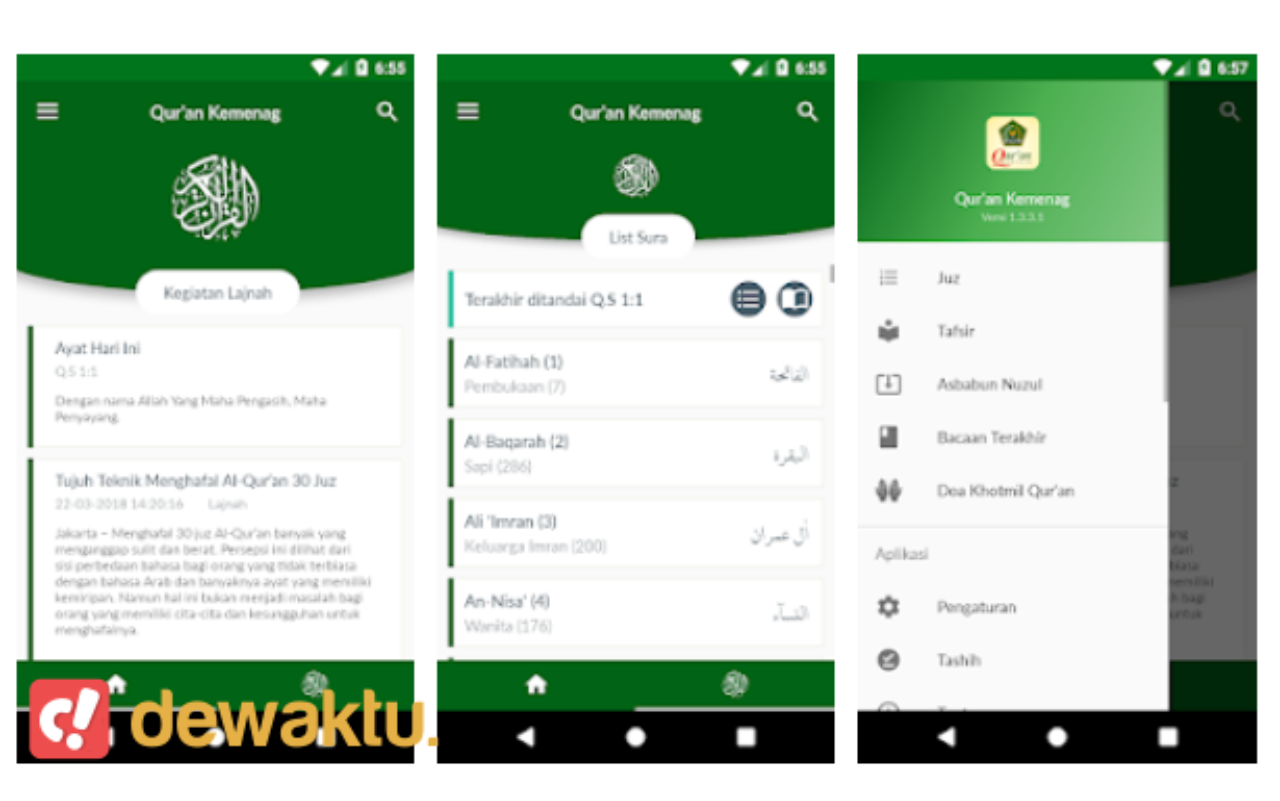 aplikasi al quran indonesia untuk pc offline