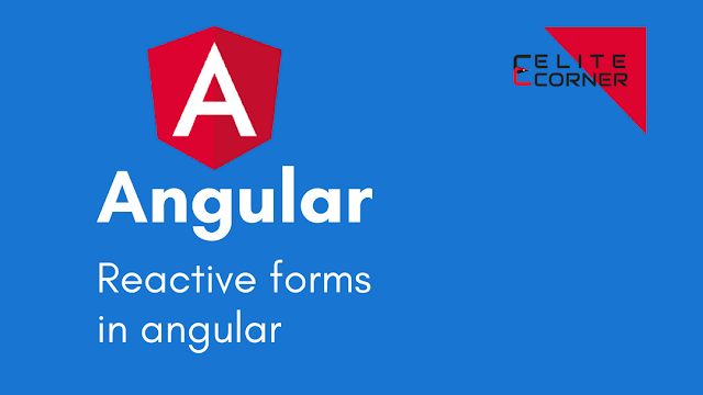 Reactive Forms In Angular