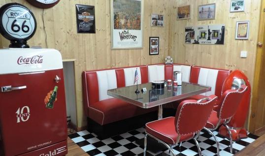 American Diner Möbel Selber Bauen