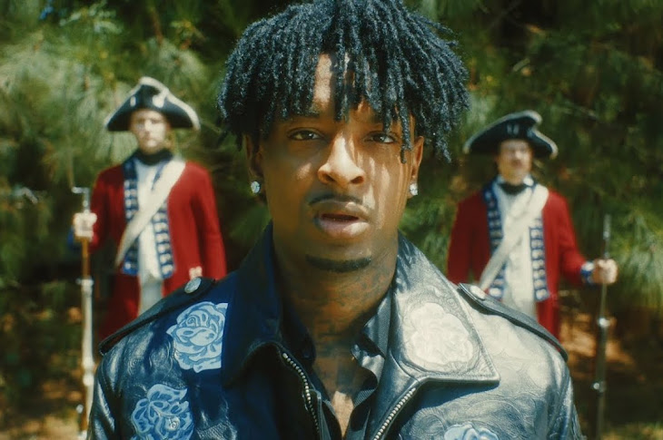 Watch: 21 Savage And Metro Boomin - My Dawg