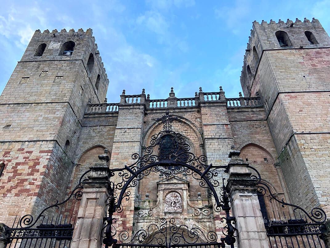 Qué hacer en Sigüenza catedral