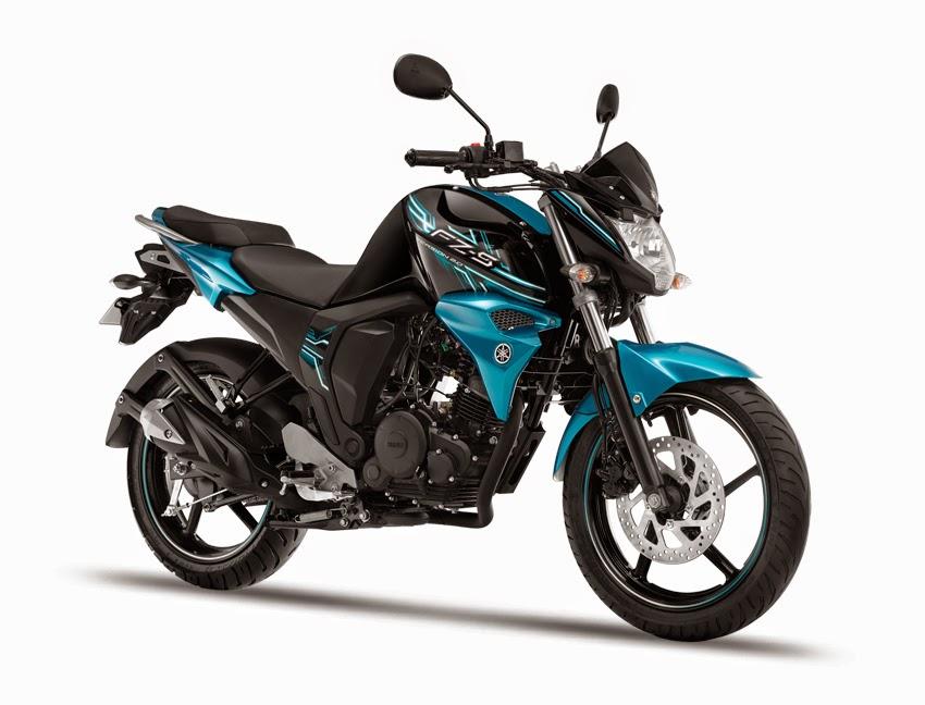 Yamaha FZS FI V 2.0 Xanh Ngọc