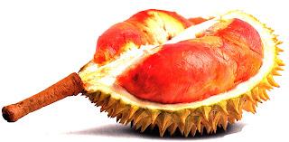Rasa dan warna Durian Pelangi