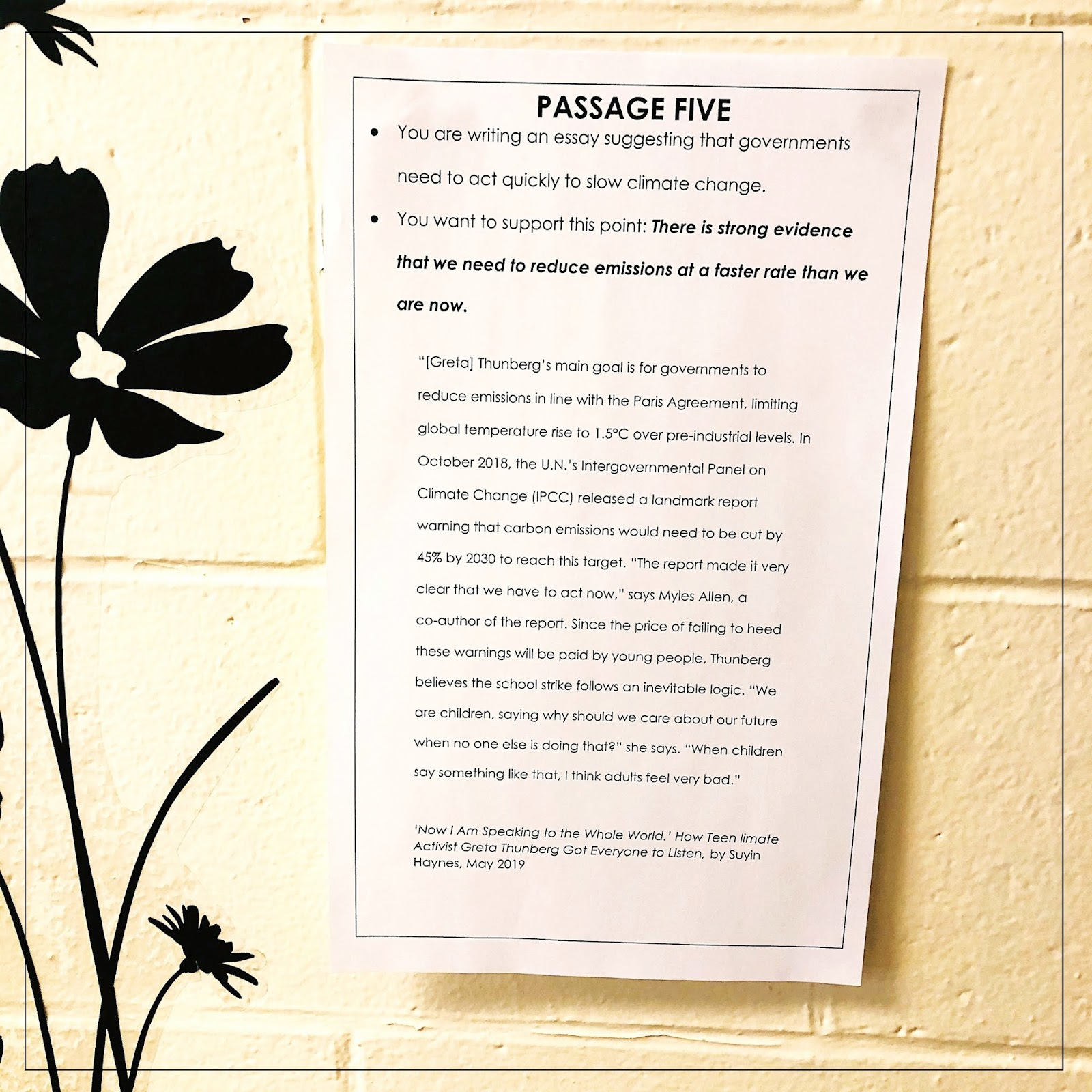 hight resolution of Teach Students How to Use Quotations - The Secondary English Coffee Shop