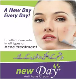 Anti Acne & Pimples Cream