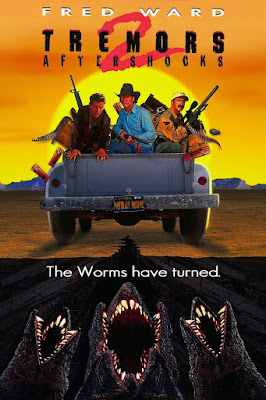 Tremors 2: Aftershocks [1996] [DVD R1] [Latino]