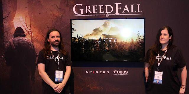 Yah pada kesempatan ini saya akan membuat sebuah artikel yang membahas informasi seputar s Spesifikasi Game GreedFall Untuk PC