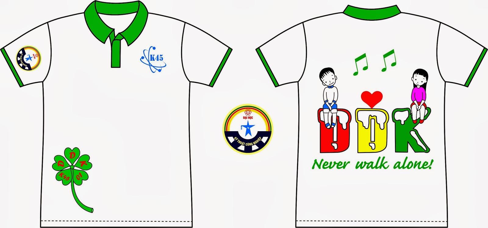 Hình ảnh áo đồng phục, áo lớp màu trắng dễ thương