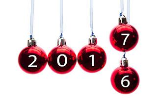 Bye Bye 2016 Welcome 2017