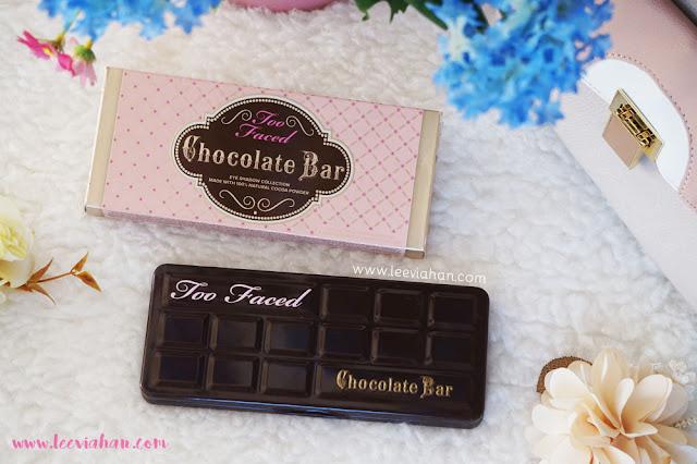 Too Faced Chocolate Bar, Too Faced, Eyeshadow, Makeup