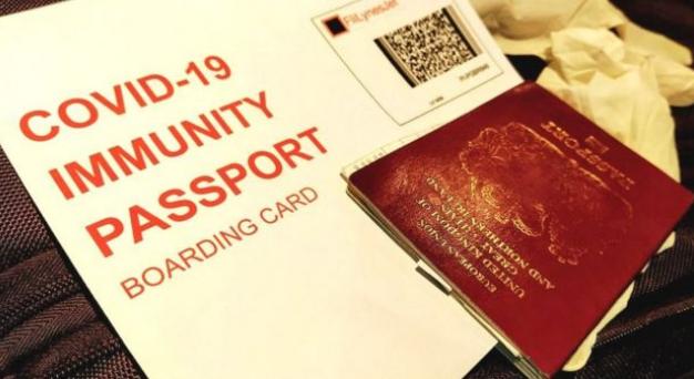 """لقاح مضاد لـ Covid: كل ما تحتاج لمعرفته حول """"Covid Passport"""""""