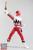 Lightning Collection Lost Galaxy Red Ranger 23