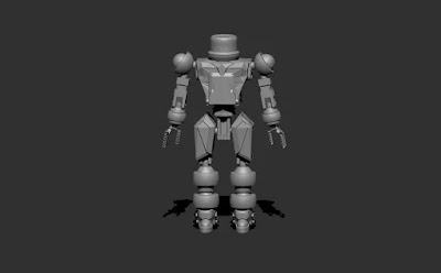 Robot Gigante Atlas - 001 - 002