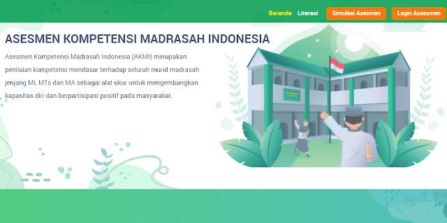 Materi Asesmen Kompetensi  Madrasah Indonesia (AKMI)