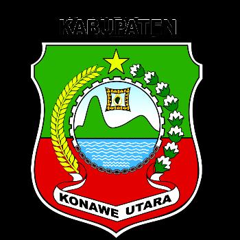 Logo Kabupaten Konawe Utara PNG