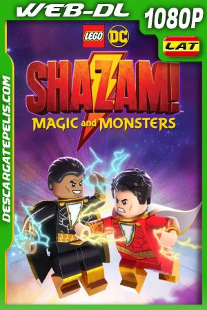 LEGO DC: Shazam – Magia y Monstruos (2020) 1080P WEB-DL Latino – Ingles